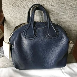 NWT Givenchy Nightingale Small Tote/Shoulder